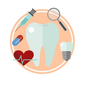 אייקון של שיקום הפה