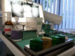 אמצעים לטיפול מחלות שיניים