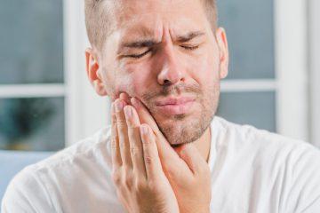 נפיחות אחרי השתלת שיניים